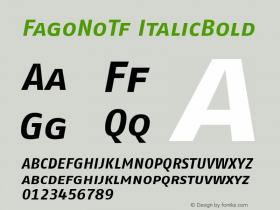 FagoNoTf