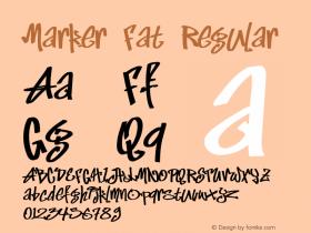 Marker Fat