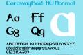 CarawayBold-HU