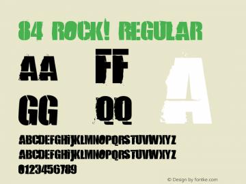 84 Rock!