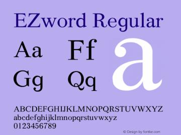 EZword