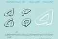 Ephesian 3D Italic