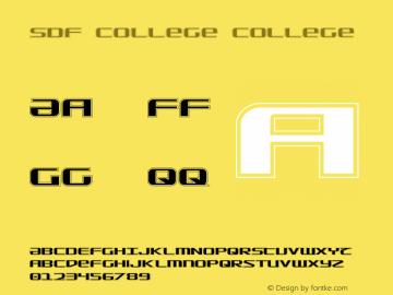 SDF College