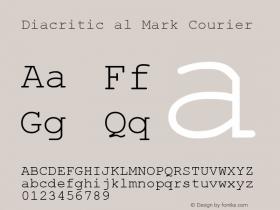 Diacritic