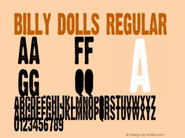 Billy Dolls