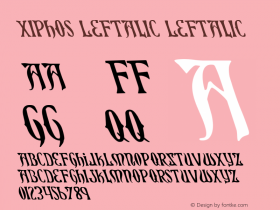 Xiphos Leftalic