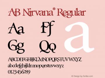 AB Nirvana*