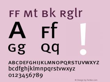 FF Mt Bk
