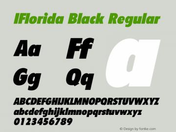 IFlorida Black