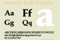 Marath-Bold