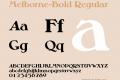 Melborne-Bold