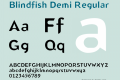 Blindfish Demi