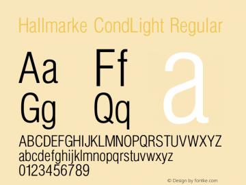 Hallmarke CondLight