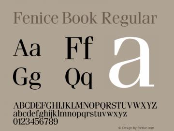 Fenice Book