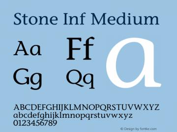 Stone Inf