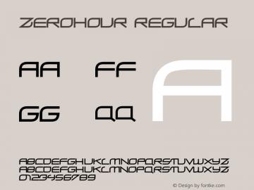 ZeroHour