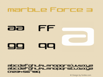Marble Force