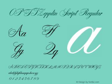 OPTIZepplin Script
