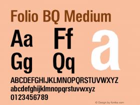 Folio BQ