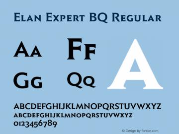 Elan Expert BQ