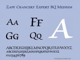 Zapf Chancery Expert BQ