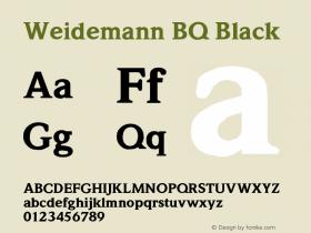 Weidemann BQ