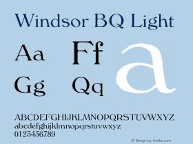 Windsor BQ