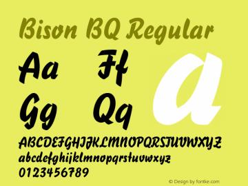 Bison BQ