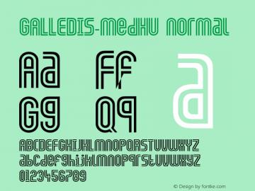GALLEDIS-MedHU