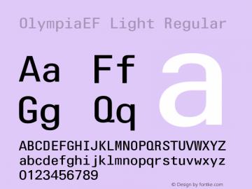 OlympiaEF Light