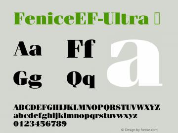 FeniceEF-Ultra