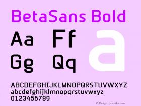 BetaSans