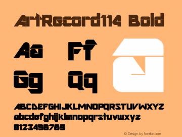 ArtRecord114
