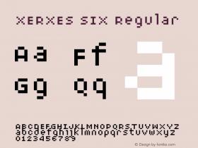 XERXES SIX