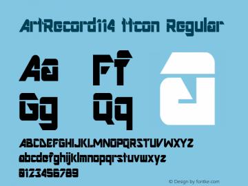 ArtRecord114 ttcon