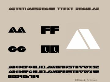 ArtyTimesReg52 ttext