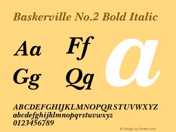 Baskerville No.2