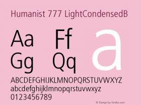 Humanist 777