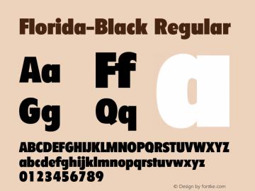 Florida-Black