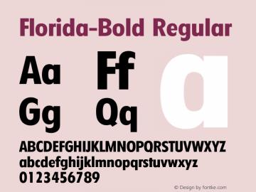 Florida-Bold