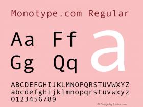 Monotype.com