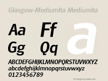 Glasgow-MediumIta