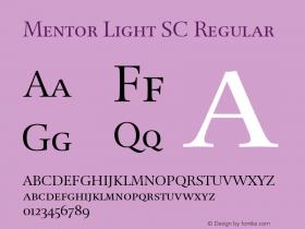 Mentor Light SC