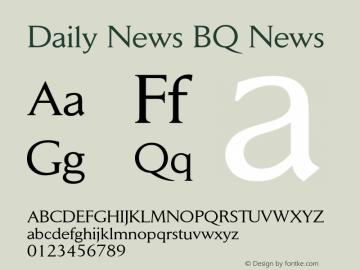 Daily News BQ
