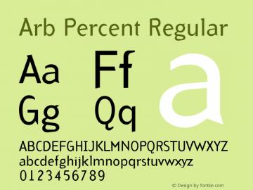 Arb Percent