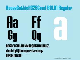HouseGothicHG23Cond-BOLD1
