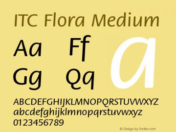 ITC Flora