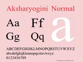 Aksharyogini