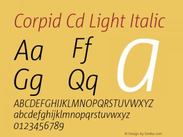 Corpid Cd Light