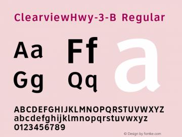 ClearviewHwy-3-B